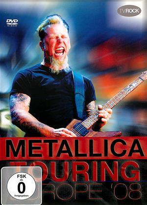 Rent Metallica: Touring Europe '08 Online DVD Rental