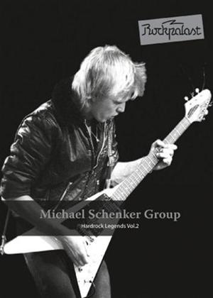 Rent Michael Schenker Group-Hardrock Legends: Vol.2 Online DVD Rental