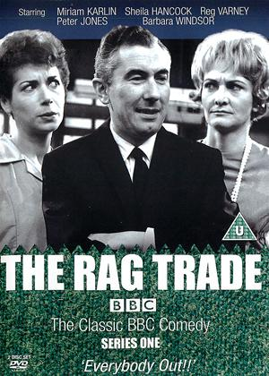 Rent The Rag Trade: Series 1 Online DVD Rental