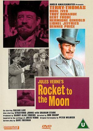 Rent Rocket to the Moon Online DVD Rental