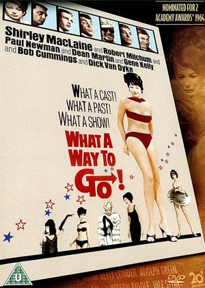 Rent What a Way to Go Online DVD Rental
