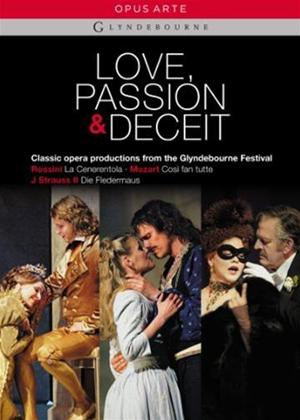Rent Glyndebourne: Love, Passion and Deceit Online DVD Rental