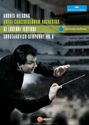 Rent Shostakovich: Symphony No. 8: Lucerne Festival (Nelsons) Online DVD Rental