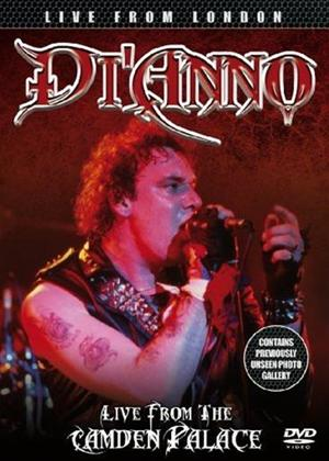 Rent Di'Anno: Live from London Online DVD Rental