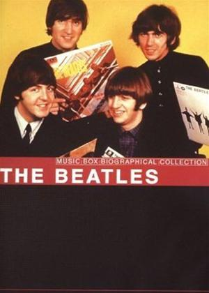 Rent Music Box Biography: The Beatles Online DVD Rental