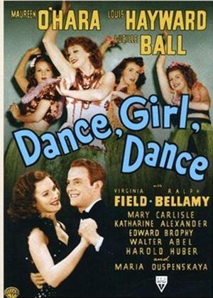Rent Dance, Girl, Dance Online DVD Rental