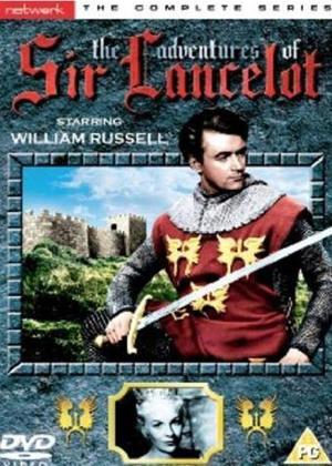 Rent The Adventures of Sir Lancelot Online DVD Rental