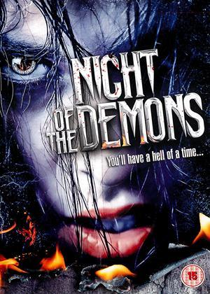 Rent Night of the Demons Online DVD Rental