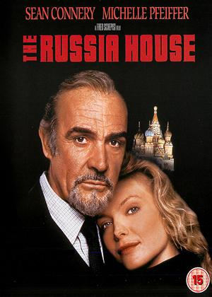 Rent The Russia House Online DVD Rental