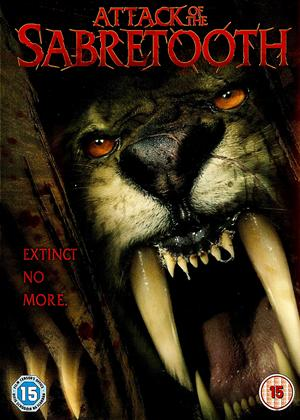 Rent Attack of the Sabretooth Online DVD Rental