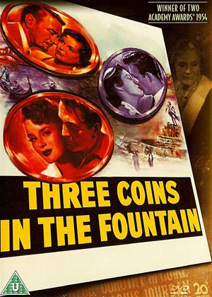Rent Three Coins in the Fountain Online DVD Rental