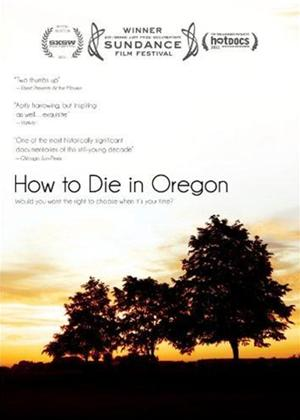 Rent How to Die in Oregon Online DVD Rental