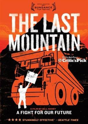 Rent The Last Mountain Online DVD Rental