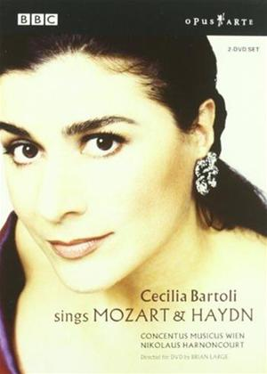 Rent Cecilia Bartoli Sings Mozart and Haydn Online DVD & Blu-ray Rental