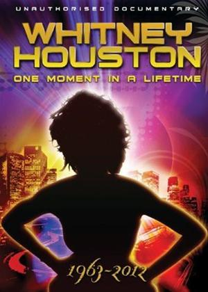 Rent Whitney Houston: One Moment in a Lifetime Online DVD Rental