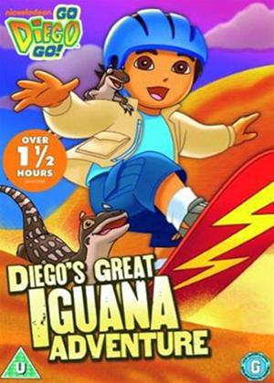 Rent Go Diego Go!: Great Iguana Adventure Online DVD Rental