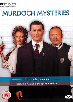 Rent Murdoch Mysteries: Series 4 Online DVD Rental