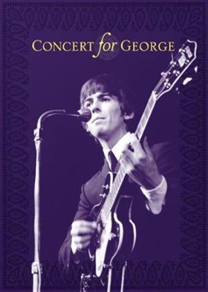 Rent Concert for George Online DVD Rental