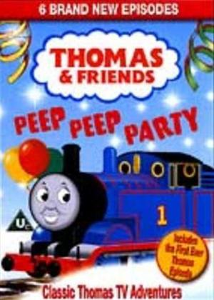 Rent Thomas the Tank Engine and Friends: Peep Peep Party Online DVD Rental