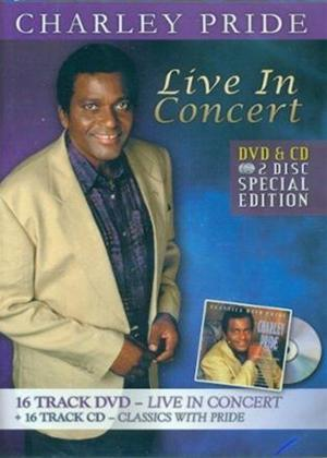 Rent Charley Pride: Live in Concert Online DVD Rental