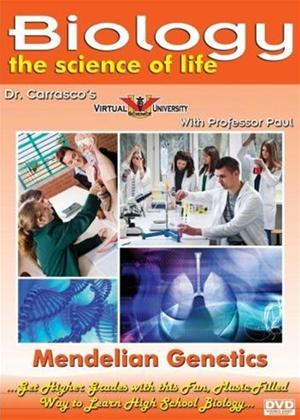 Rent Biology: The Science of Life: Mendelian Genetics Online DVD Rental