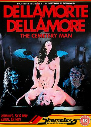 Rent Dellamorte Dellamore (aka The Cemetery Man) Online DVD & Blu-ray Rental