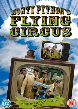 Rent Monty Python's Flying Circus: Series 2 Online DVD Rental