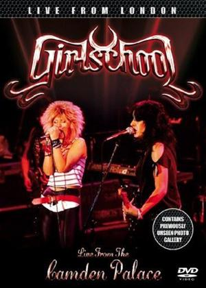 Rent Girlschool: Live from London Online DVD Rental