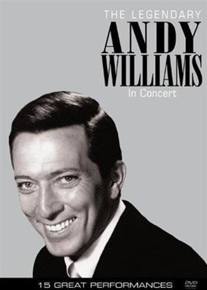 Rent Andy Williams: Legend in Concert Online DVD Rental