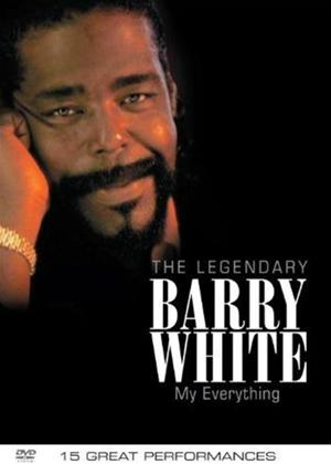 Rent Barry White: Legend in Concert Online DVD Rental