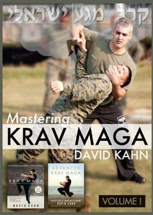 Rent David Kahn: Mastering Krav Maga: Vol.1 Online DVD Rental