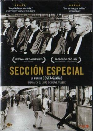 Rent Special Section (aka Section spéciale) Online DVD Rental
