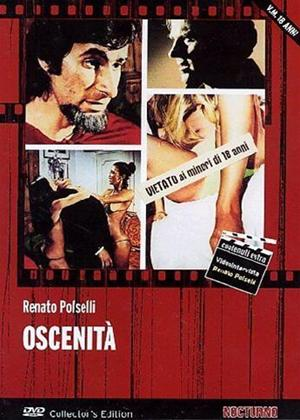 Rent Oscenita (aka Quando L'amore E Oscenita) Online DVD Rental