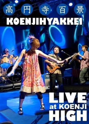 Rent Koenjihyakkei: Live at Koenji High Online DVD & Blu-ray Rental