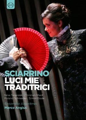 Rent Luci Mie Traditrici: Ensemble Algoritmo (Angius) Online DVD Rental