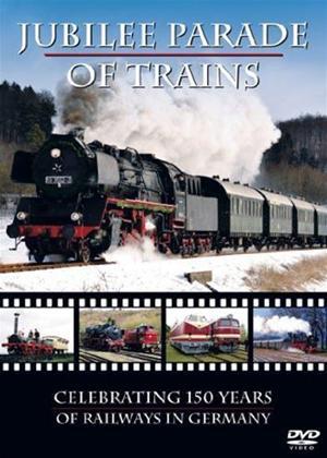 Rent Jubilee Parade of Trains Online DVD Rental