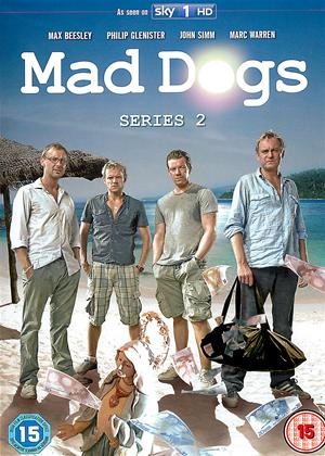 Rent Mad Dogs: Series 2 Online DVD Rental