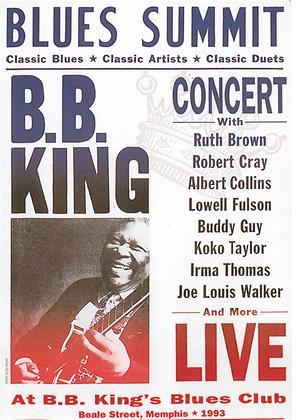 Rent B.B. King: Blues Summit Concert Online DVD Rental