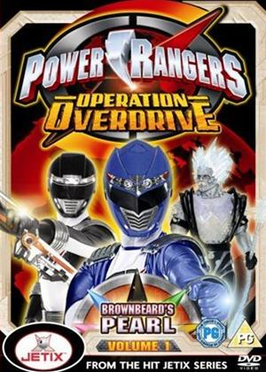 Rent Power Rangers: Operation Overdrive: Vol.1 Online DVD & Blu-ray Rental
