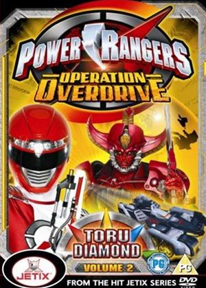 Rent Power Rangers: Operation Overdrive: Vol.2 Online DVD Rental