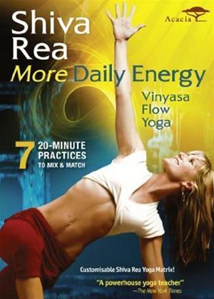 Rent Shiva Rea: More Daily Energy Online DVD Rental
