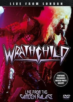 Rent Wrathchild: Live from London Online DVD Rental