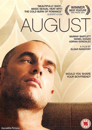 Rent August Online DVD Rental
