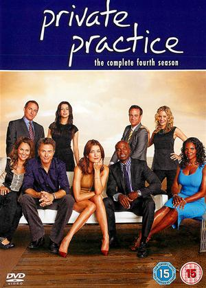 Rent Private Practice: Series 4 Online DVD & Blu-ray Rental