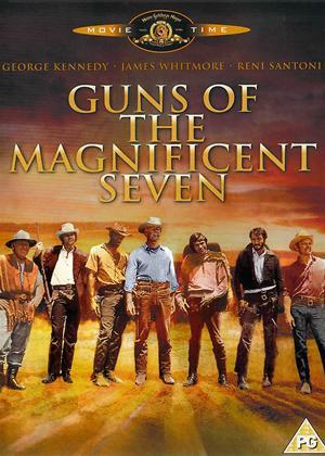 Rent Guns of the Magnificent Seven Online DVD Rental