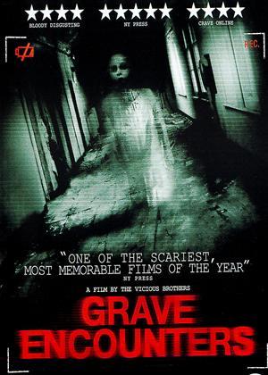 Rent Grave Encounters Online DVD Rental