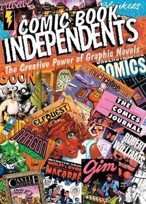 Rent Comic Book Independents Online DVD Rental