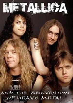 Rent Metallica: Metallica and the Reinvention of Heavy Metal Online DVD Rental