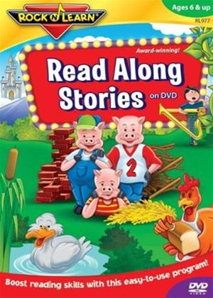 Rent Rock N Learn: Read Along Stories Online DVD Rental