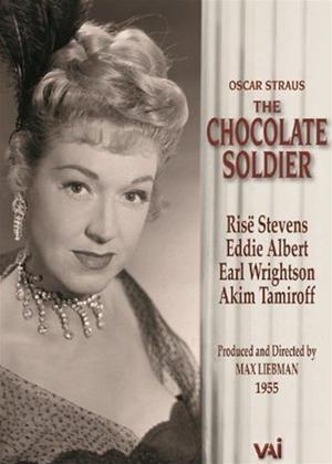 Rent The Chocolate Soldier Online DVD Rental